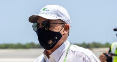 """Rainieri explica que """"En Punta Cana se cumplen los protocolos sanitarios firmemente"""""""