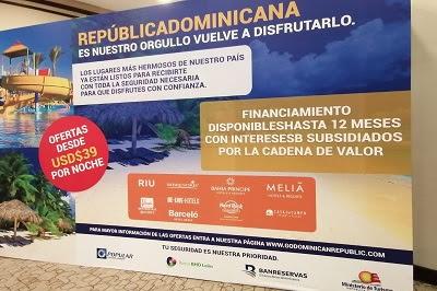 Nueve empresas hoteleras flexibilizan sus tarifas en alianza con Mitur, Banca y TTOO para elevar ocupación