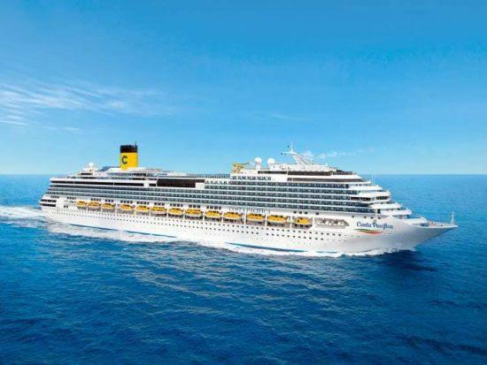Costa Cruceros cancela la temporada en Sudamérica