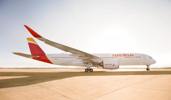Iberia aumenta oferta a Santo Domingo hasta 10 vuelos semanales