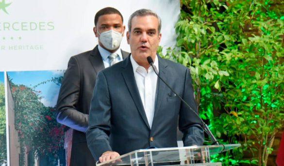 Presidente Abinader anuncia Segunda fase de renovación de Ciudad Colonial iniciará en 2021