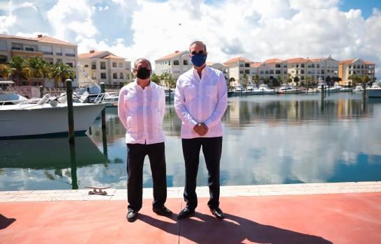 Gobierno resalta inversiones y posicionamiento hotelero de Cap Cana