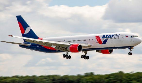 Azur Air reinicia sus operaciones al aeropuerto de La Romana