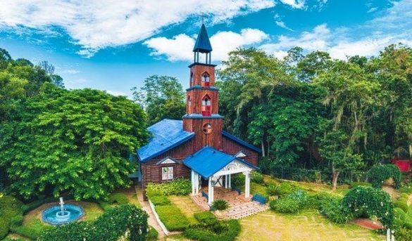 Una de las iglesias más hermosas de República Dominicana