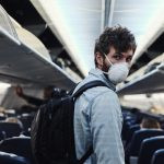 El riesgo de exposición al COVID-19 en aviones es