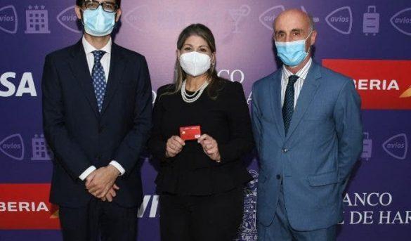 Iberia y Banco López de Haro presentan tarjeta