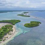 Playa Las Caobitas, provincia de Azua, Rep. Dominicana