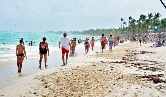 Ministro de Turismo informa, Punta Cana ha recibido 21,486 turistas extranjeros en este mes de Octubre