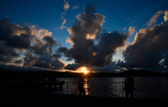 Presidente Abinader anuncia para abril llegada de turistas a nueva terminal de cruceros Taíno Bay