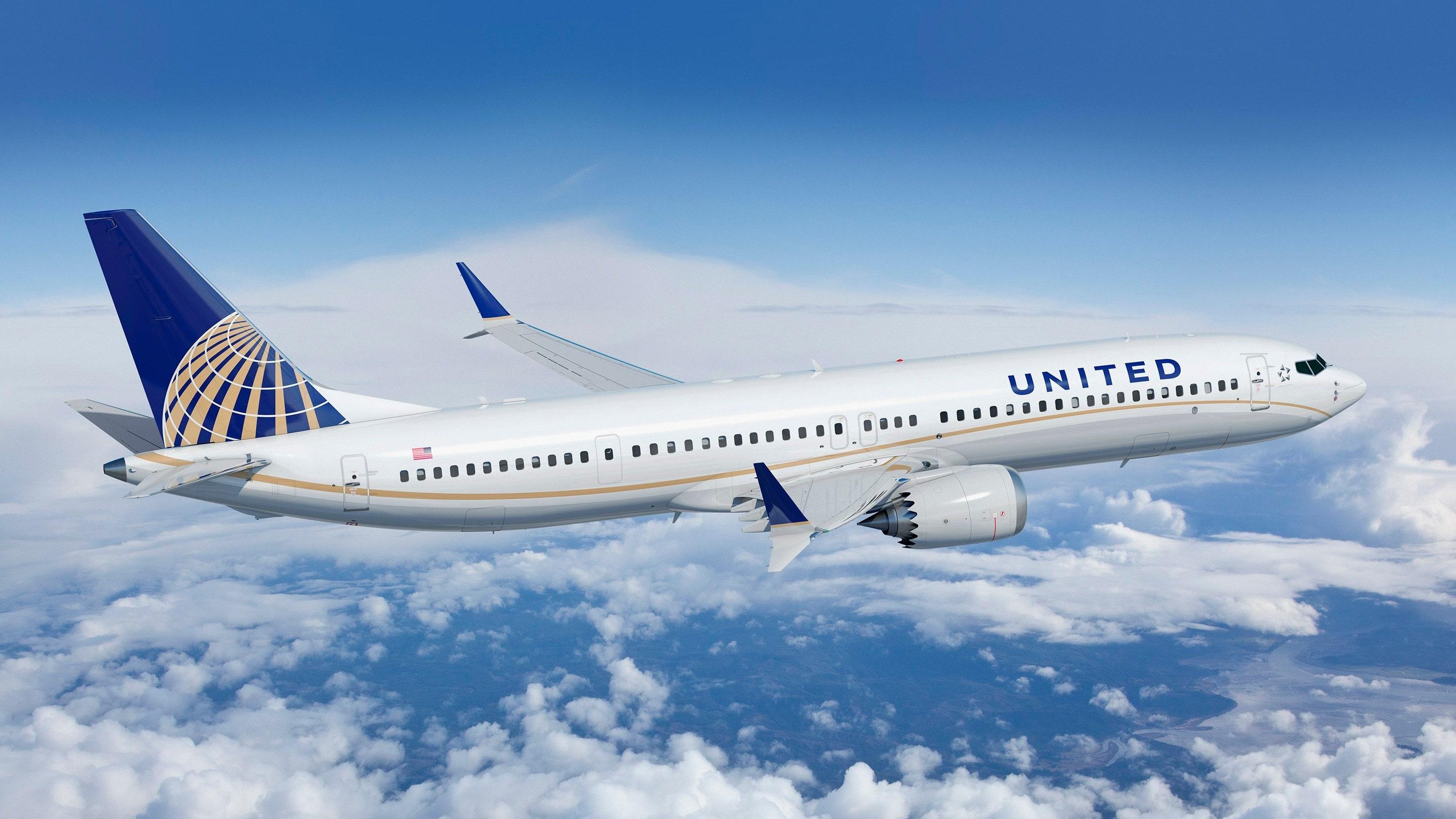 United programa nuevo vuelo directo Washington-Dulles con Santo Domingo y aumenta frecuencias a Punta Cana