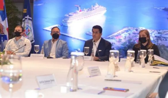 Quitan restricción entrada cruceros a Rep. Dominicana