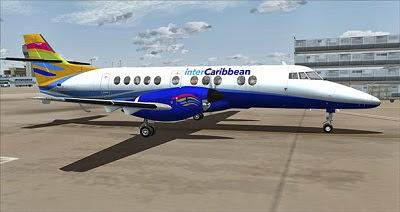 Intercaribbean Airways inicia el domingo sus vuelos Santo Domingo – Santiago de Cuba
