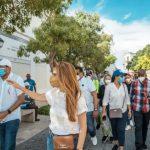 Ciudad Colonial de Sto. Dgo. recibe respaldo de la ciudadanía en nueva forma Peatonal