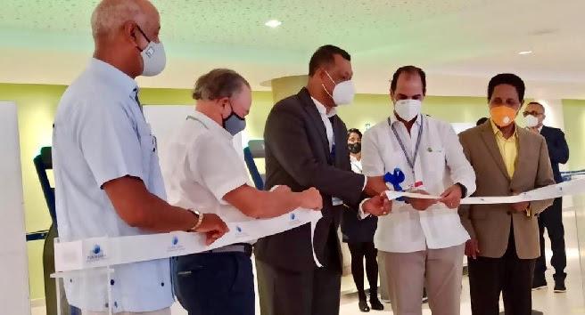 Inauguran moderno sistema registro pasajeros en Aeropuerto Punta Cana