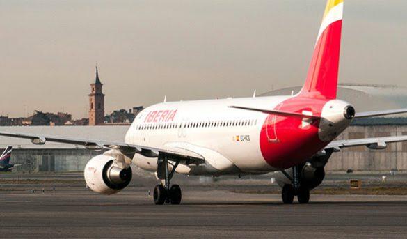 Iberia: cero contagios a bordo desde el mes de marzo