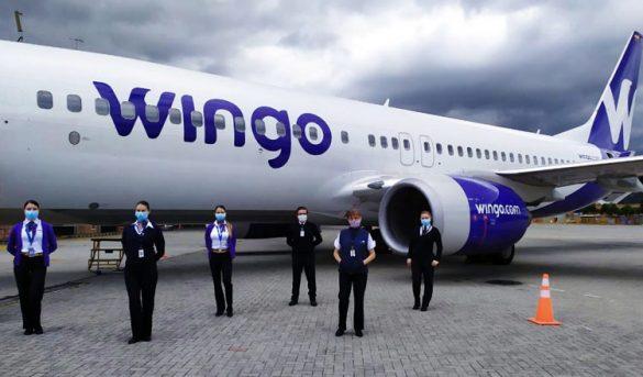 Wingo dispone 1,500 asientos al mes en su retorno a SD y Punta Cana