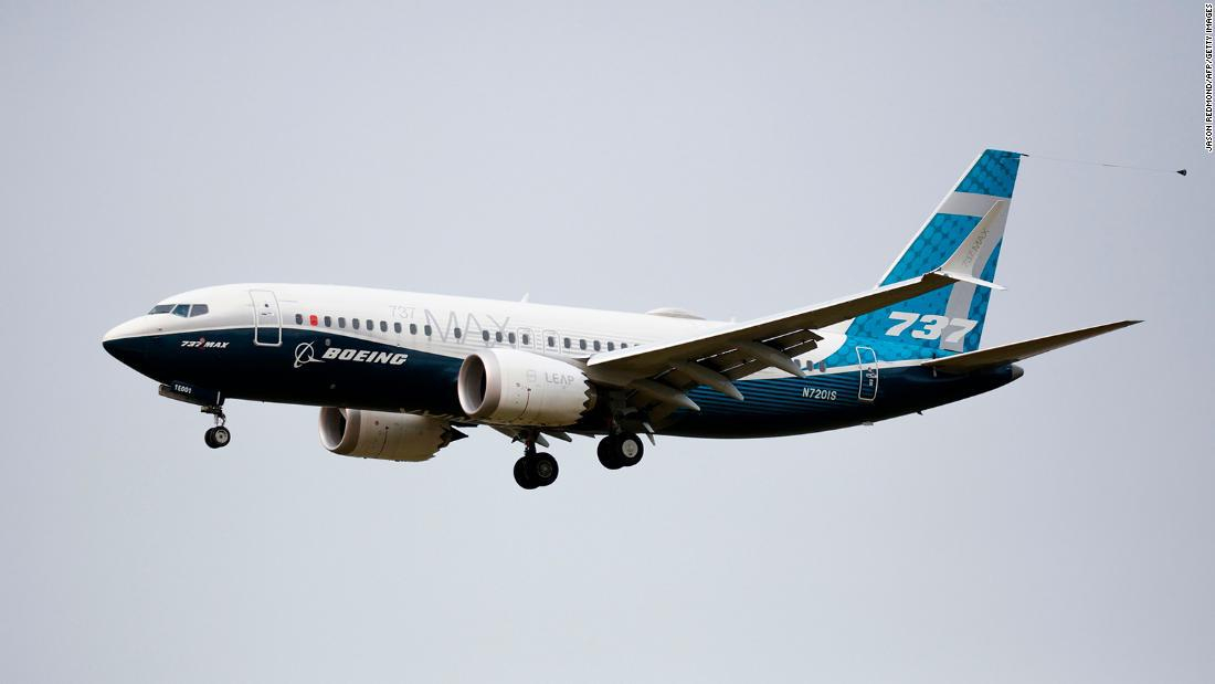 La Administración Federal de Aviación de los EEUU levantó la prohibición de vuelo a los Boeing 737 MAX