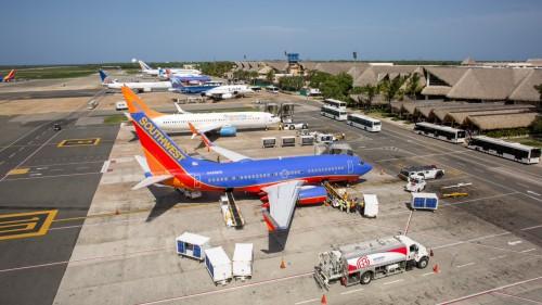 """""""Las aerolíneas determinan costo de boletos y no el aeropuerto de Punta Cana"""""""