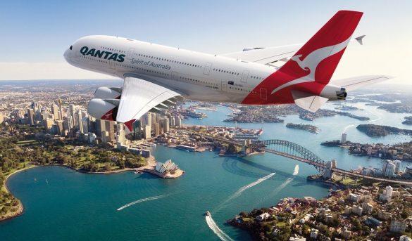 Qantas estudia pedir a los viajeros internacionales estar vacunados contra el covid