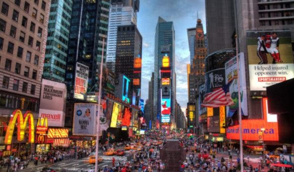 Nueva York estima que no recuperará su turismo por completo hasta 2025