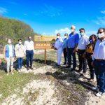 Montecristi: inauguran infraestructuras ecoturísticas para impulsar destino