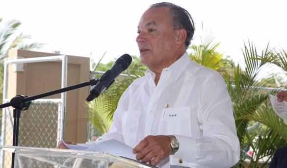 Rainieri resalta compromiso de Abinader y el ministro Collado con reactivación del turismo