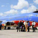 Southwest retoma el Baltimore-Punta Cana con un enlace diario