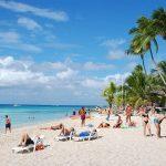 Turismo extranjero registra caída de casi 76% en RD en octubre