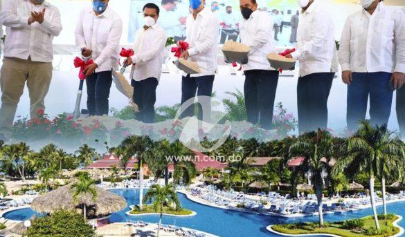 Abinader da inicio a construcción de 7 hoteles de inversión extranjera en últimas 5 semanas