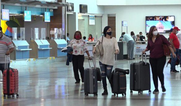 Aumenta numero de vuelos a RD, llegada aviones comerciales es cada vez más fluida en medio de la pandemia del Coronavirus