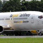 Aerolínea venezolana Turpial reanuda vuelos entre Valencia y Santo Domingo