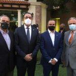 Asonahores juramenta nueva junta directiva que encabeza Blanco Tejera