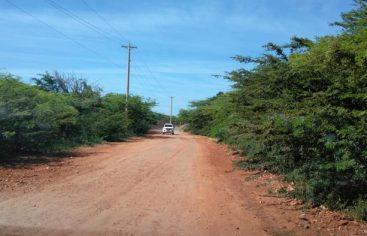 Carretera Turística-panorámica  Sierra de Bahoruco está en malas condiciones