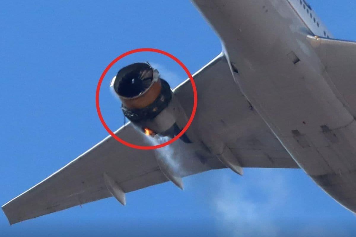 Boeing recomienda la inmovilización de sus 128 aviones 777 del modelo que sufrió el incidente en Denver
