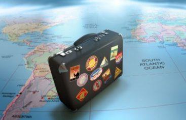 El turismo internacional y el gasto turístico caen un 90% en enero