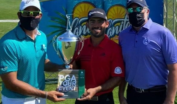 Juan José Guerra conquista título Tour Canita