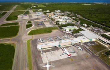 Galardonan al Aeropuerto Punta Cana como el mejor región por quinto año