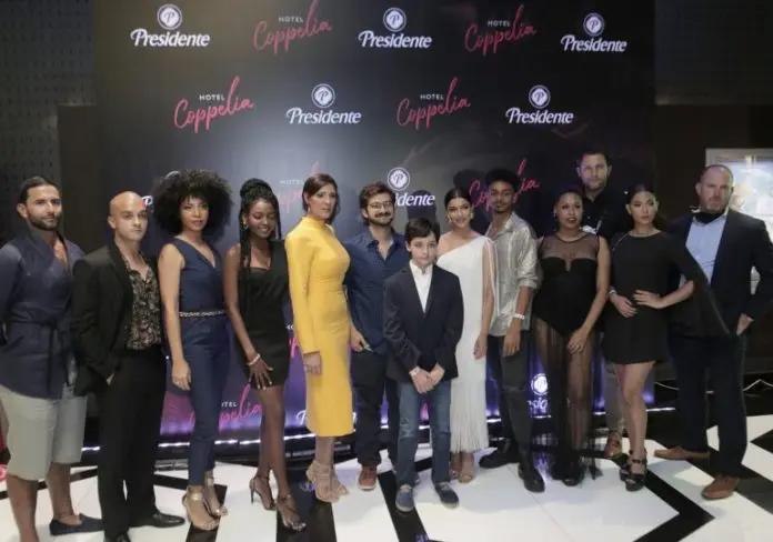 Pelicula, Hotel Coppelia se estrena este jueves en cine dominicano