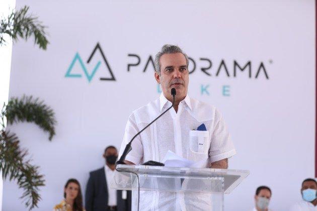 Presidente Abinader elogia proyecto turístico de Vista Cana en Higüey