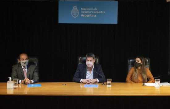 Argentina informe que en mayo realizara su congreso internacional de turismo