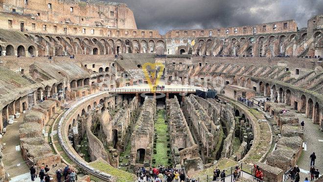 Italia ordena remodelar el Coliseo de Roma