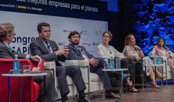 El Minitro de Turismo David Collado, participa en el IV Congreso de #CongresoCEAPI,  en Madrid España