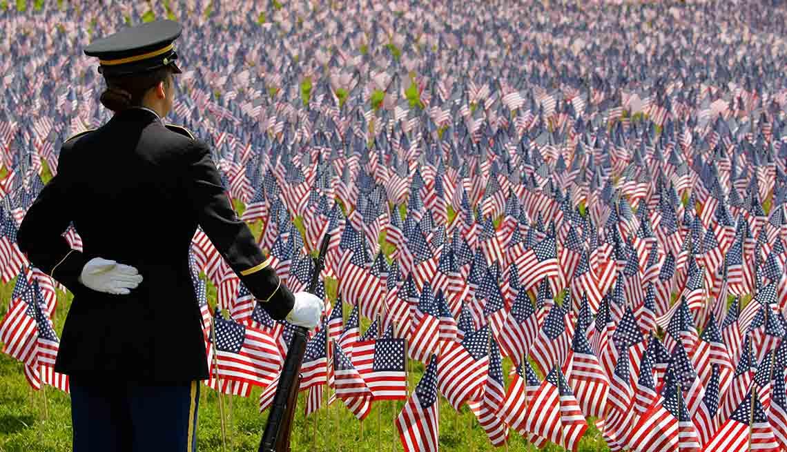 Se espera que 37 millones de personas viajen el fin de semana 28-29-30-31 en EE.UU. en ocasión  del Memorial Day o Día de los Caídos