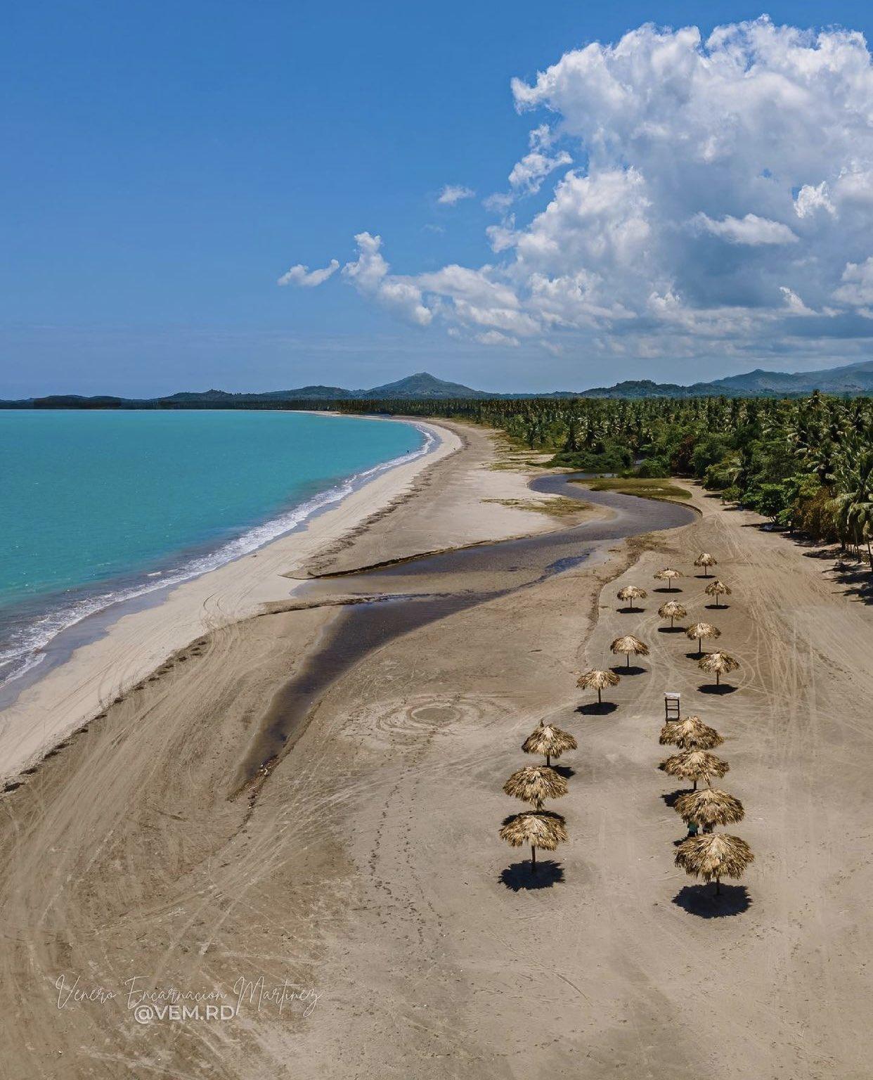 Un verdadero y precioso espectáculo de la naturaleza, Playa Arriba, Miches-Provincia del Seibo, República Dominicana
