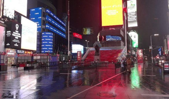 Nueva York ofrece vacunar turistas para acelerar la recuperación económica
