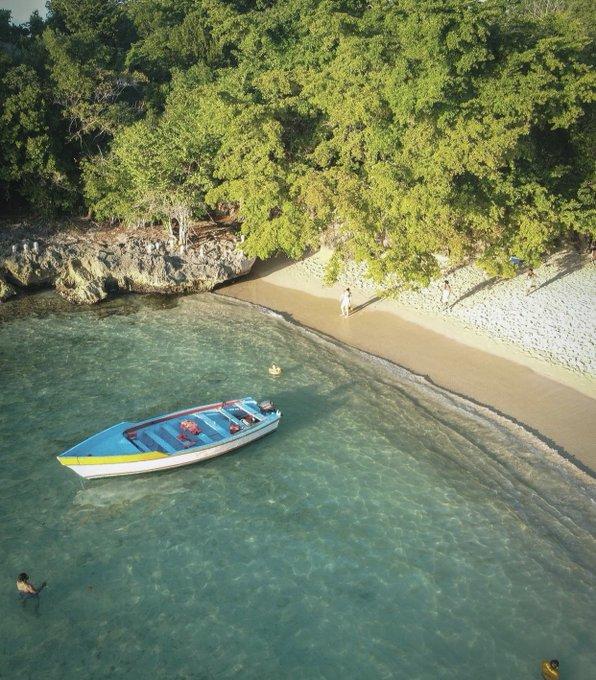 Playa Calentón, Río San Juan-Provincia María Trinidad Sánchez., Rep. Dominicana