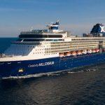 Dos pasajeros en el crucero Celebrity Millennium dan positivo por covid-19