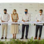 Presidente Luis Abinader inaugura Live Aqua Beach Resort Punta Cana