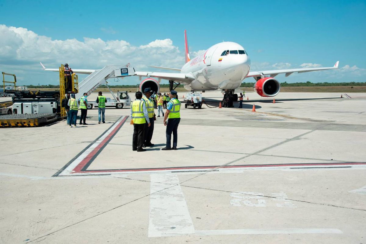 Estudian aeropuerto para San Juan