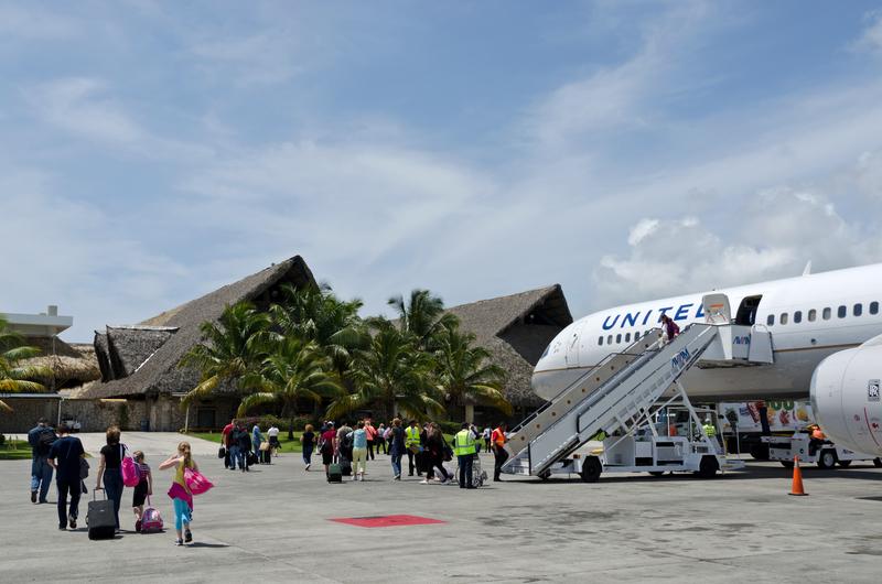 Vuelos por Punta Cana crecen 1.6 % esta semana; tiene su mejor total en las últimas 12